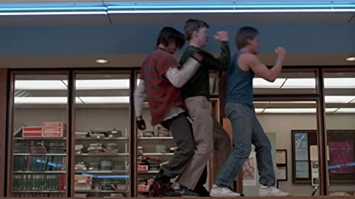 Dates in Movie & TV History: March 24, 1984 - 'The Breakfast Club'