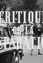 Critique of Separation