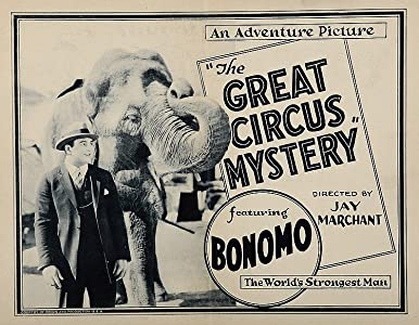 The Great Circus Mystery USA