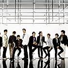 Si Won Choi, Geng Han, Hyuk-jae Lee, Ki-bum Kim, Young-woon Kim, Hee-chul Kim, Dong-hae Lee, Ryeo-wook Kim, Leeteuk, Jong-woon Kim, Dong-hee Shin, Sung-min Lee, and Kyu-hyun Cho in Super Junior: Sorry Sorry (2009)