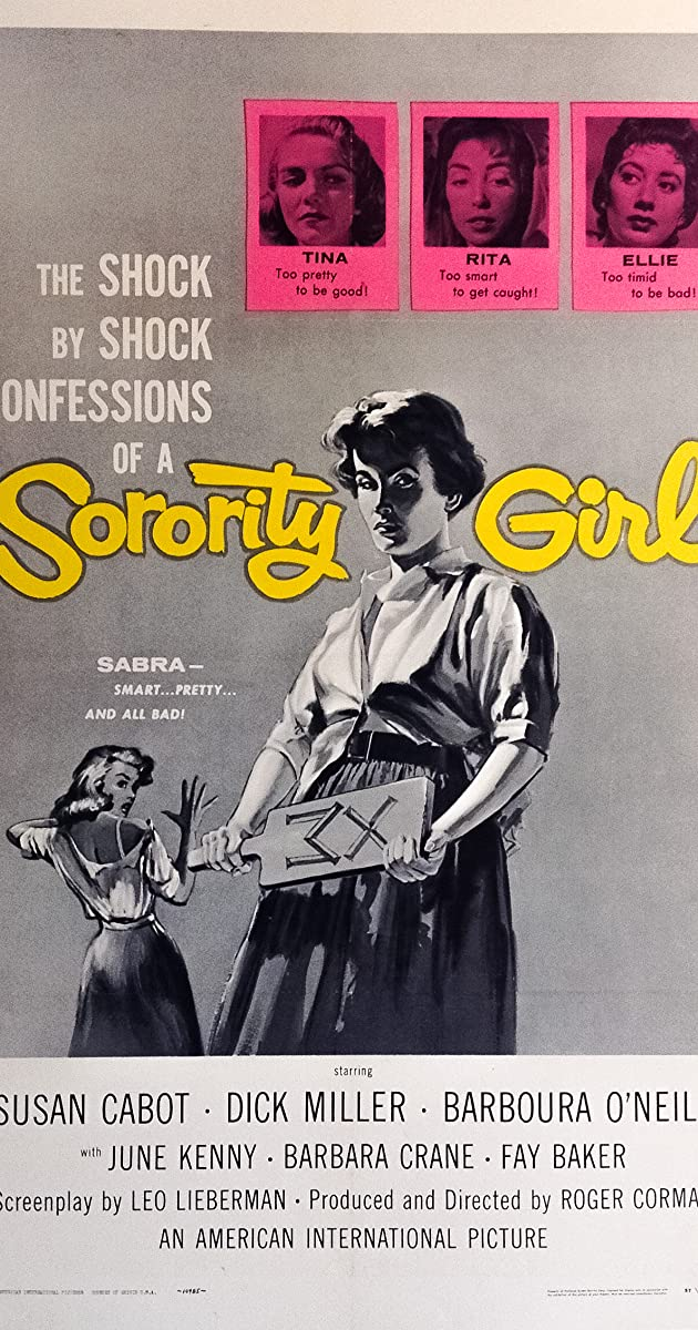 Subtitle of Sorority Girl
