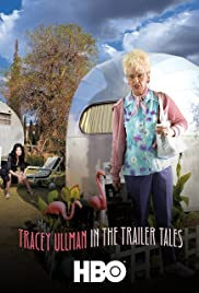 Tracey Ullman in the Trailer Tales Poster