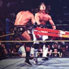 Scott Hall and Shawn Michaels in WrestleMania X (1994)