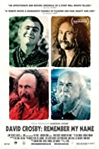 David Crosby: Remember My Name (2019) Poster