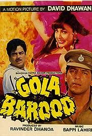 Gola Barood Poster