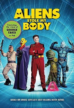 دانلود زیرنویس فارسی فیلم Aliens Stole My Body 2020
