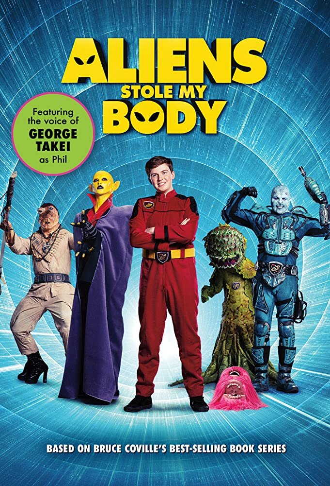 Aliens Stole My Body 2020 English 300MB HDRip 480p