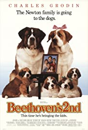 Beethoven's 2nd (1993) Poster - Movie Forum, Cast, Reviews