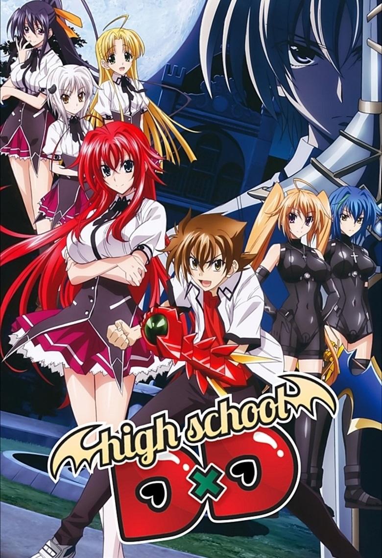 High School DxD (TV Series 2012– ) - IMDb