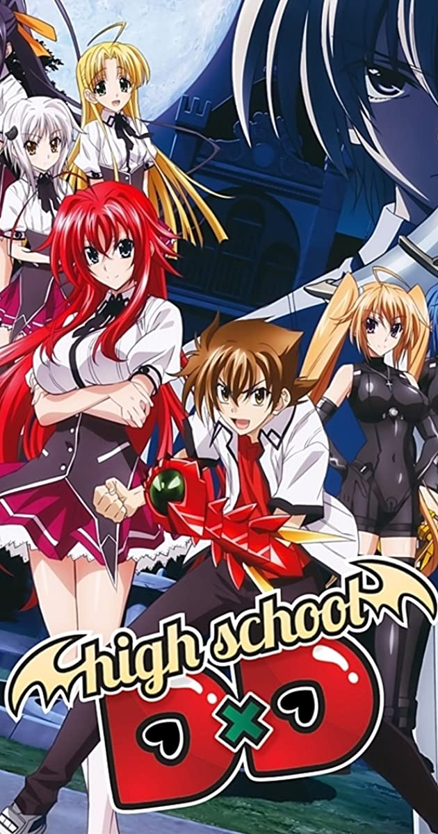 High School DxD (TV Series 2012– ) - IMDb