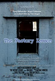 The Factory Lesson Poster