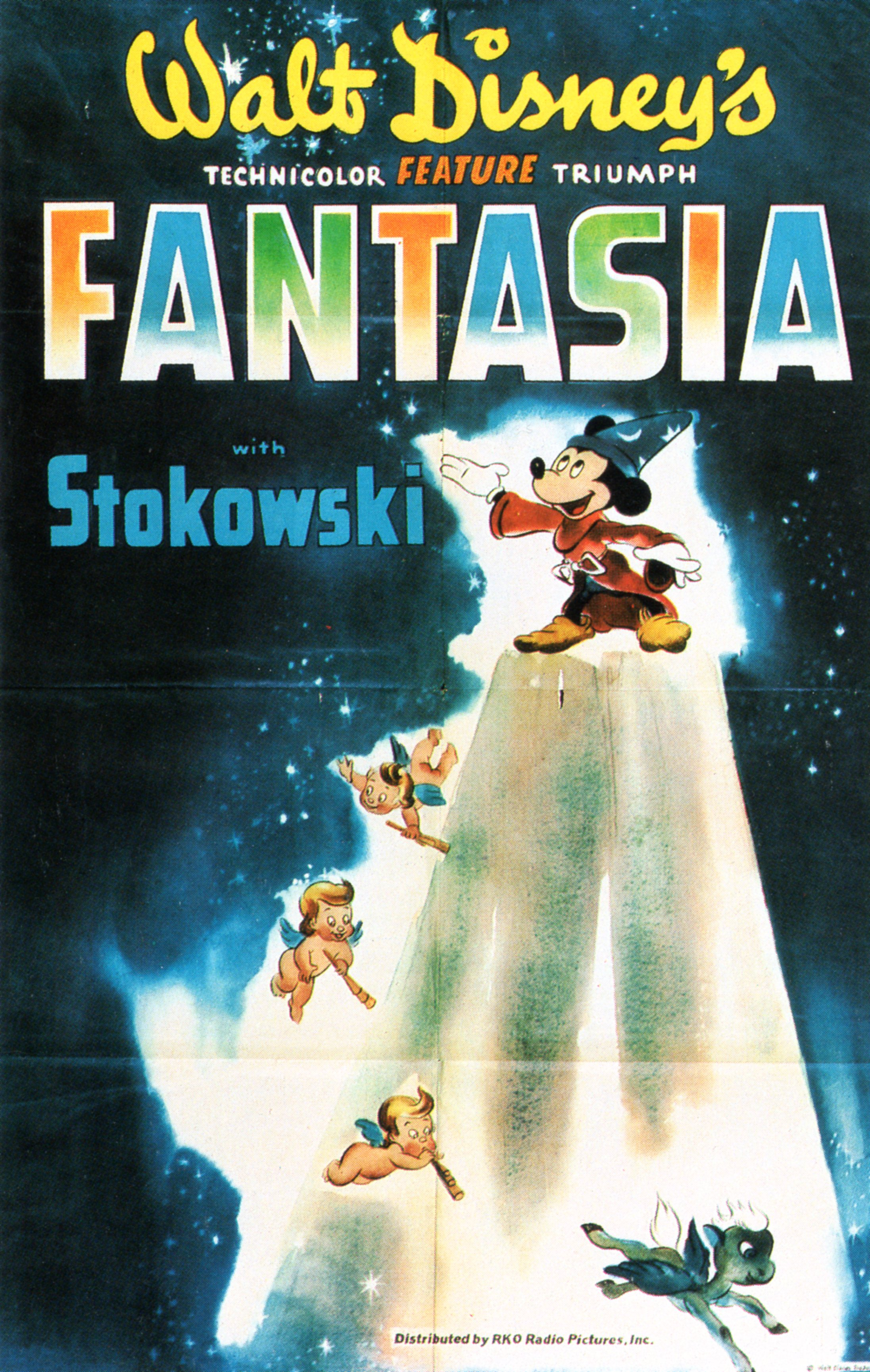 Fantasia (1940) BluRay 480p, 720p & 1080p