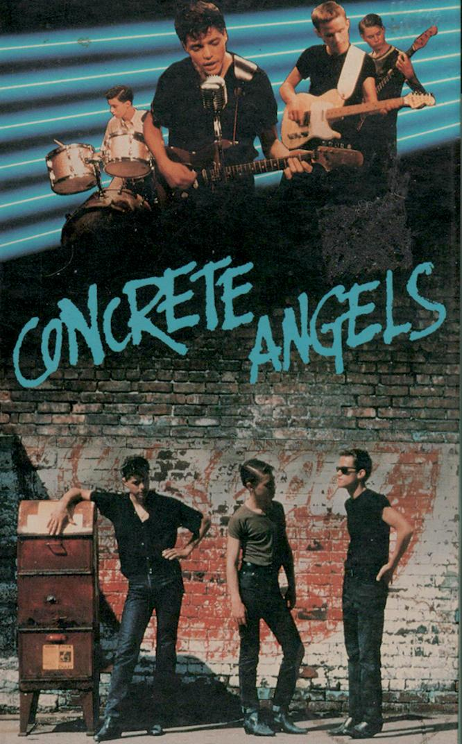 Concrete Angels ((1987))
