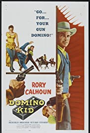 Domino Kid (1957) Poster - Movie Forum, Cast, Reviews