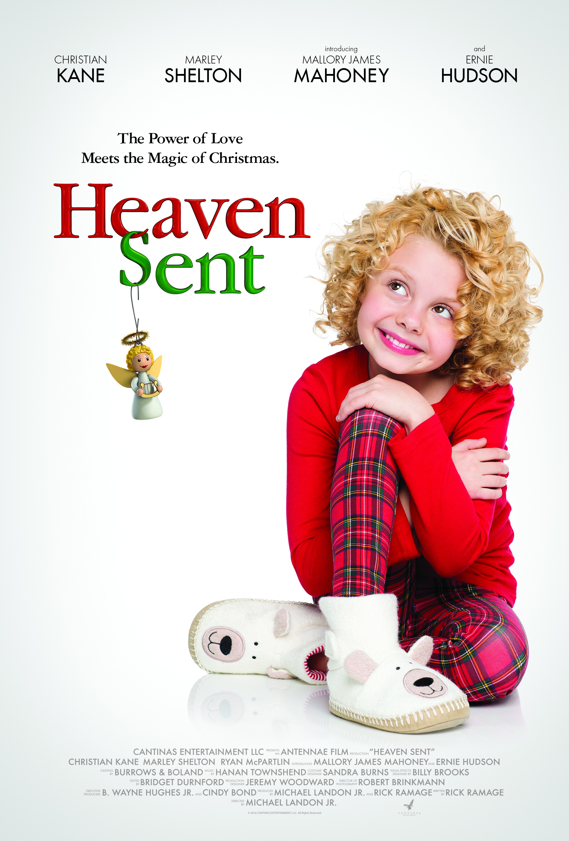 Heaven Sent (TV Movie 2016) - IMDb