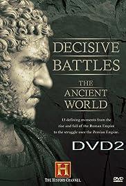 Decisive Battles Poster - TV Show Forum, Cast, Reviews