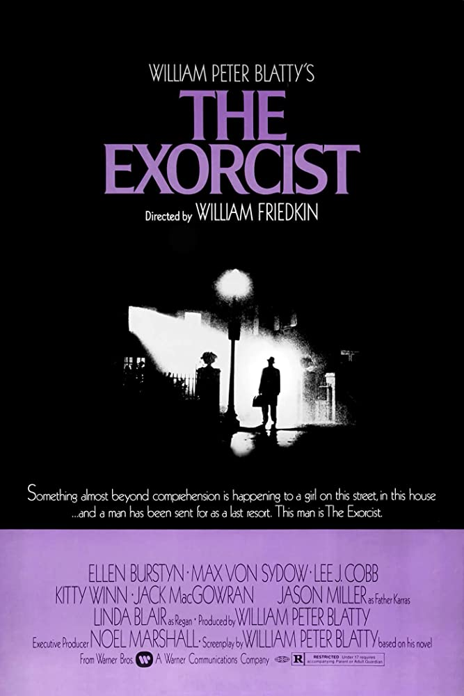 Ellen Burstyn in The Exorcist (1973)