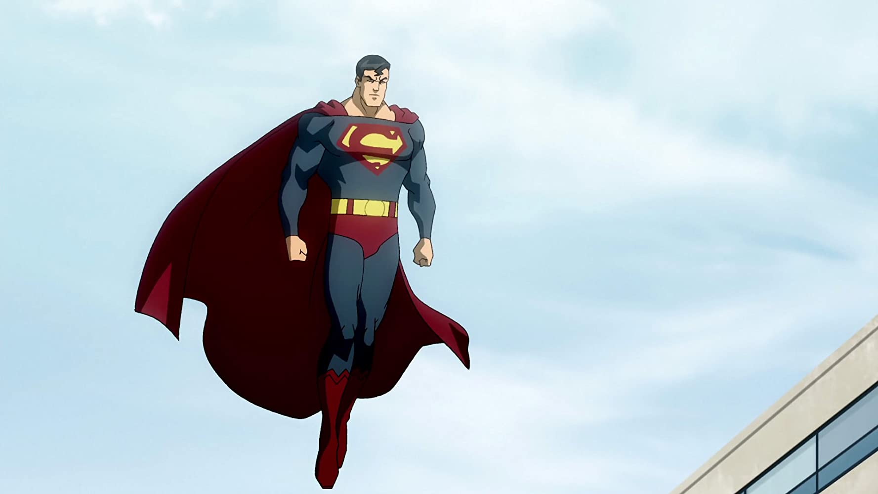 Superman Shazam The Return Of Black Adam 2010