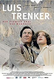 Luis Trenker-Der Schmale Grat der Wahrheit Poster