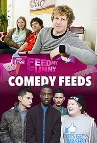 Beattie Edmondson, Josh Widdicombe, and Elis James in BBC Comedy Feeds (2012)