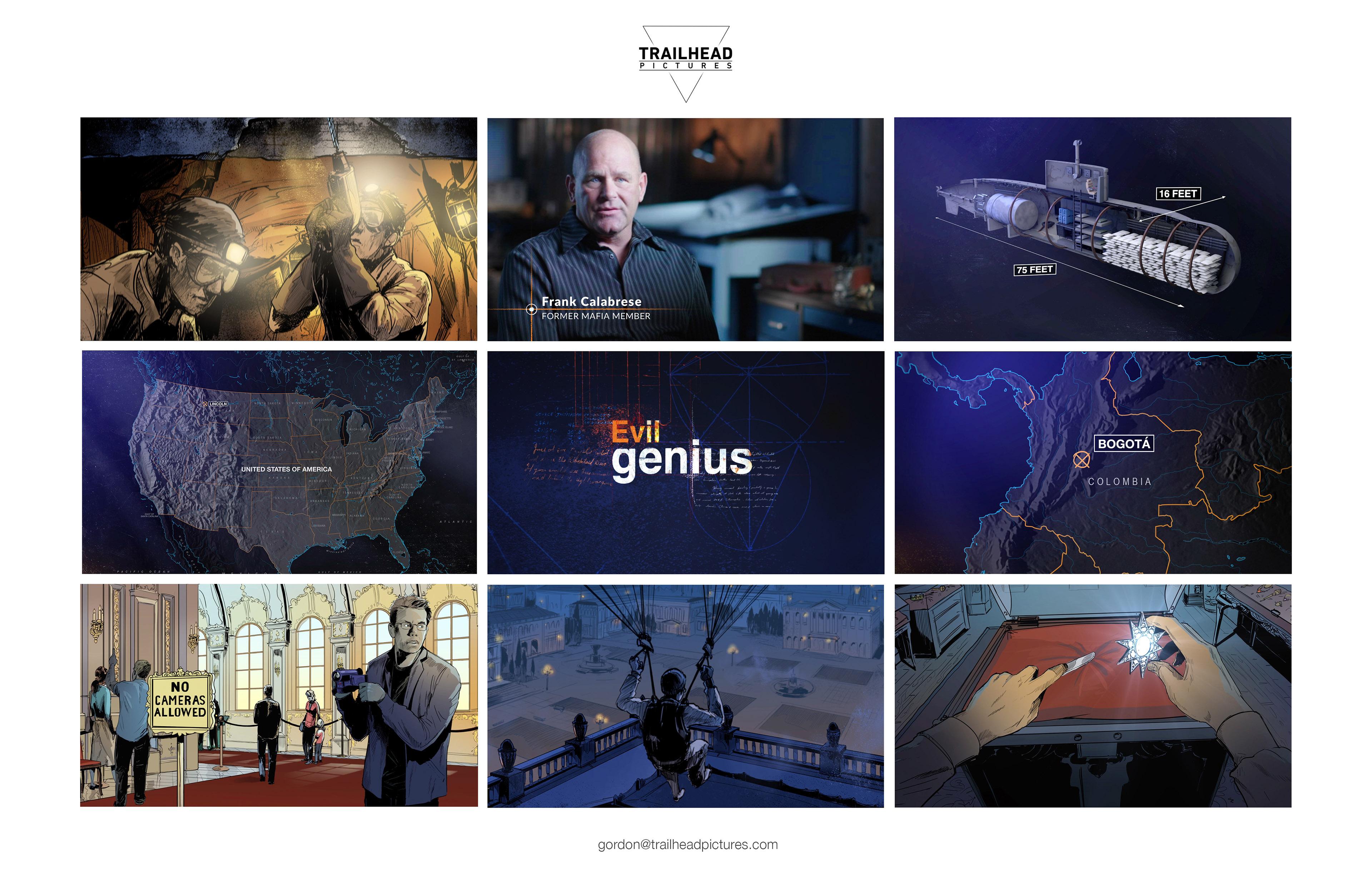 Evil Genius (TV Series 2017– ) - IMDb