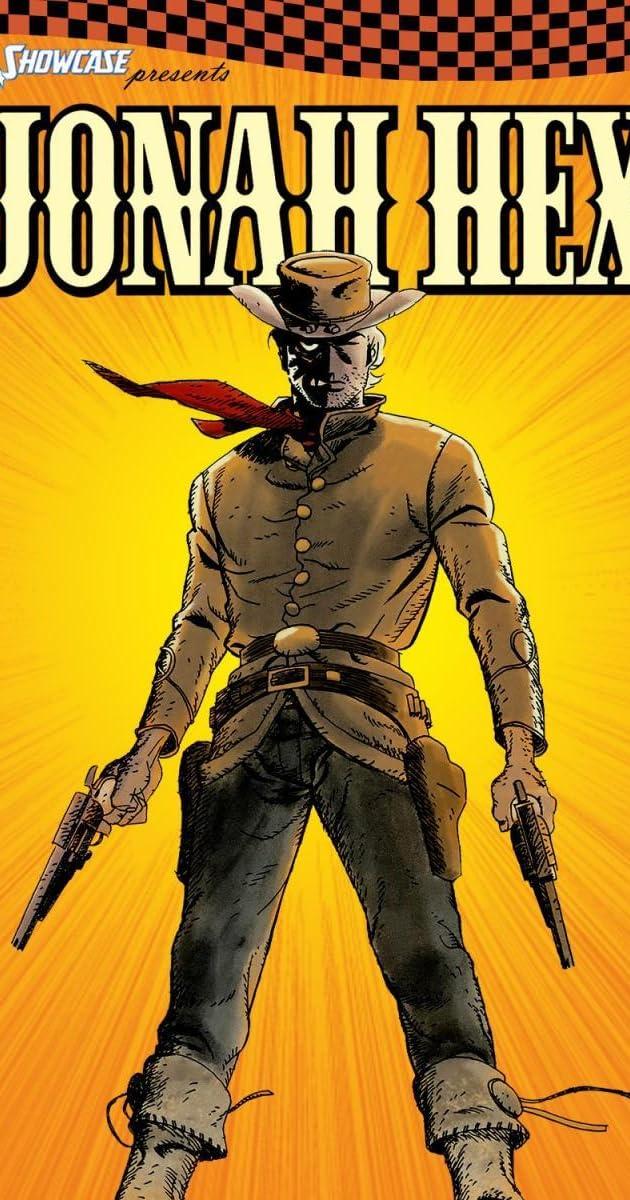 DC Showcase: Jonah Hex (Video 2010) IMDb