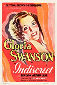 Indiscreet (1931) Poster - Movie Forum, Cast, Reviews