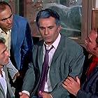 Giorgos Kyriakidis, Tasos Ramsis, Nikos Xanthopoulos, and Alekos Zartaloudis in Zousa monahos, horis agapi (1971)