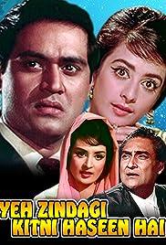 Yeh Zindagi Kitni Haseen Hai Poster
