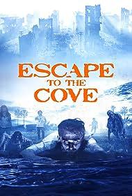 Eric Roberts, Robert Enriquez, Dana Kippel, Mike Markoff, Antuone Torbert, and Garrett Barghash in Escape to the Cove (2021)