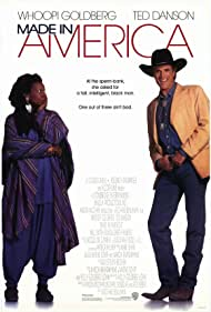 Whoopi Goldberg and Ted Danson in Made in America (1993)