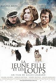 La jeune fille et les loups Poster