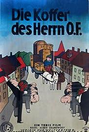 Die Koffer des Herrn O.F. Poster