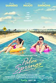 Andy Samberg and Cristin Milioti in Palm Springs (2020)