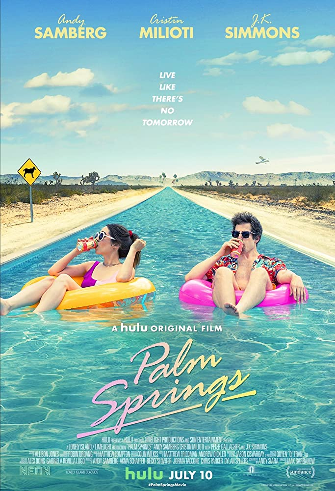 Palm Springs 2020 English 300MB HDRip