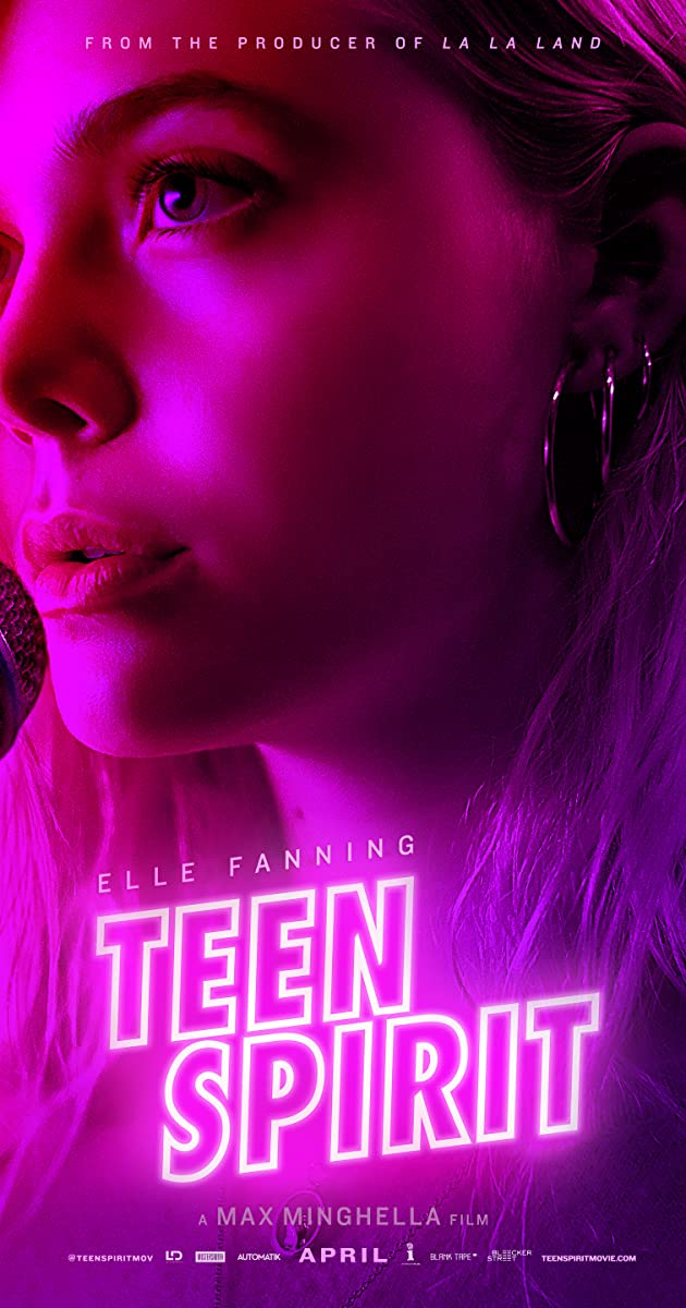 Watch Full HD Movie Teen Spirit (2018)