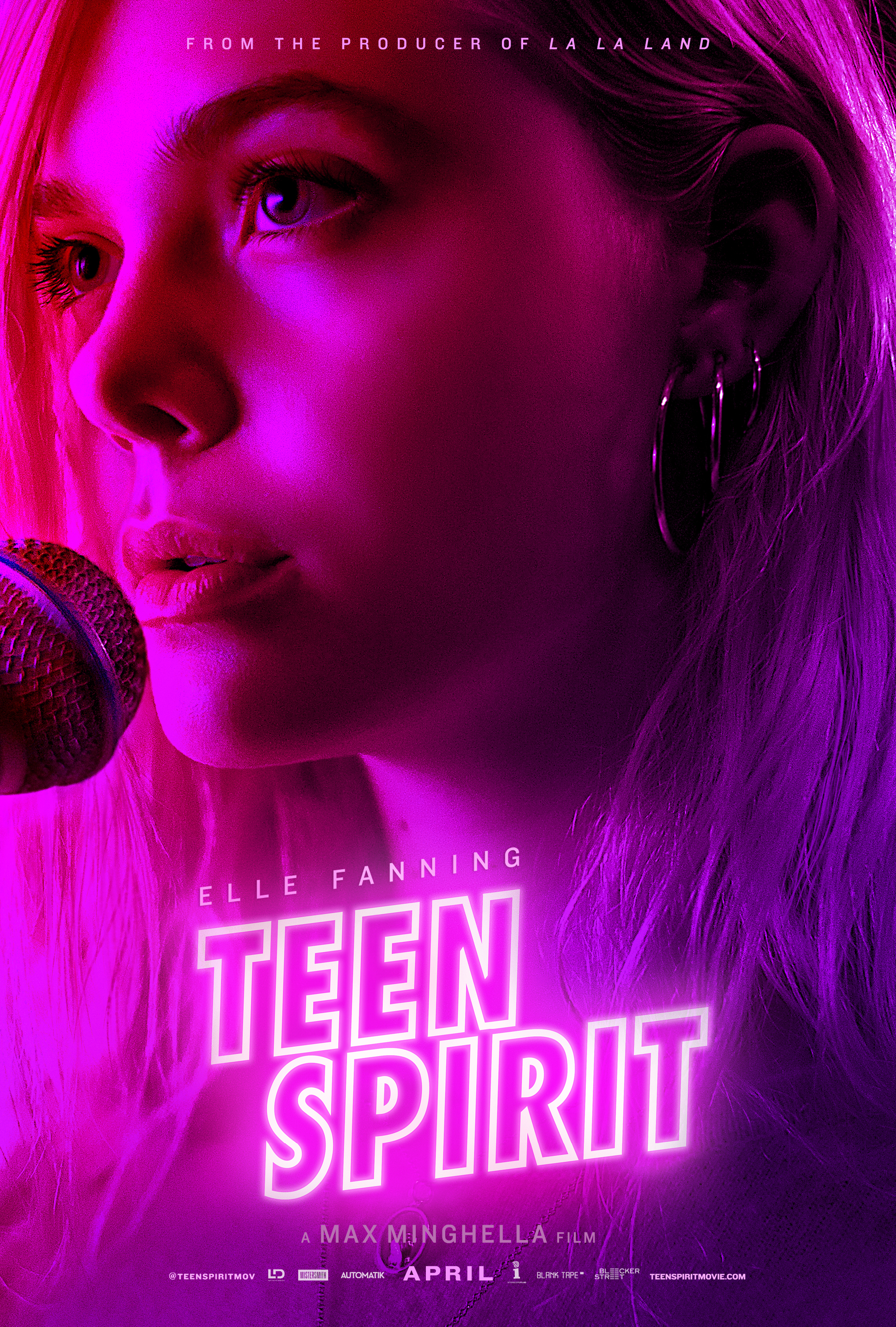 Teen Spirit (2018) BluRay 480p, 720p & 1080p
