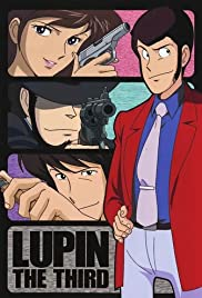 Lupin the 3rd Poster - TV Show Forum, Cast, Reviews