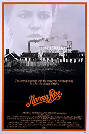 Norma Rae Poster Image