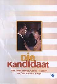 Die Kandidaat Poster