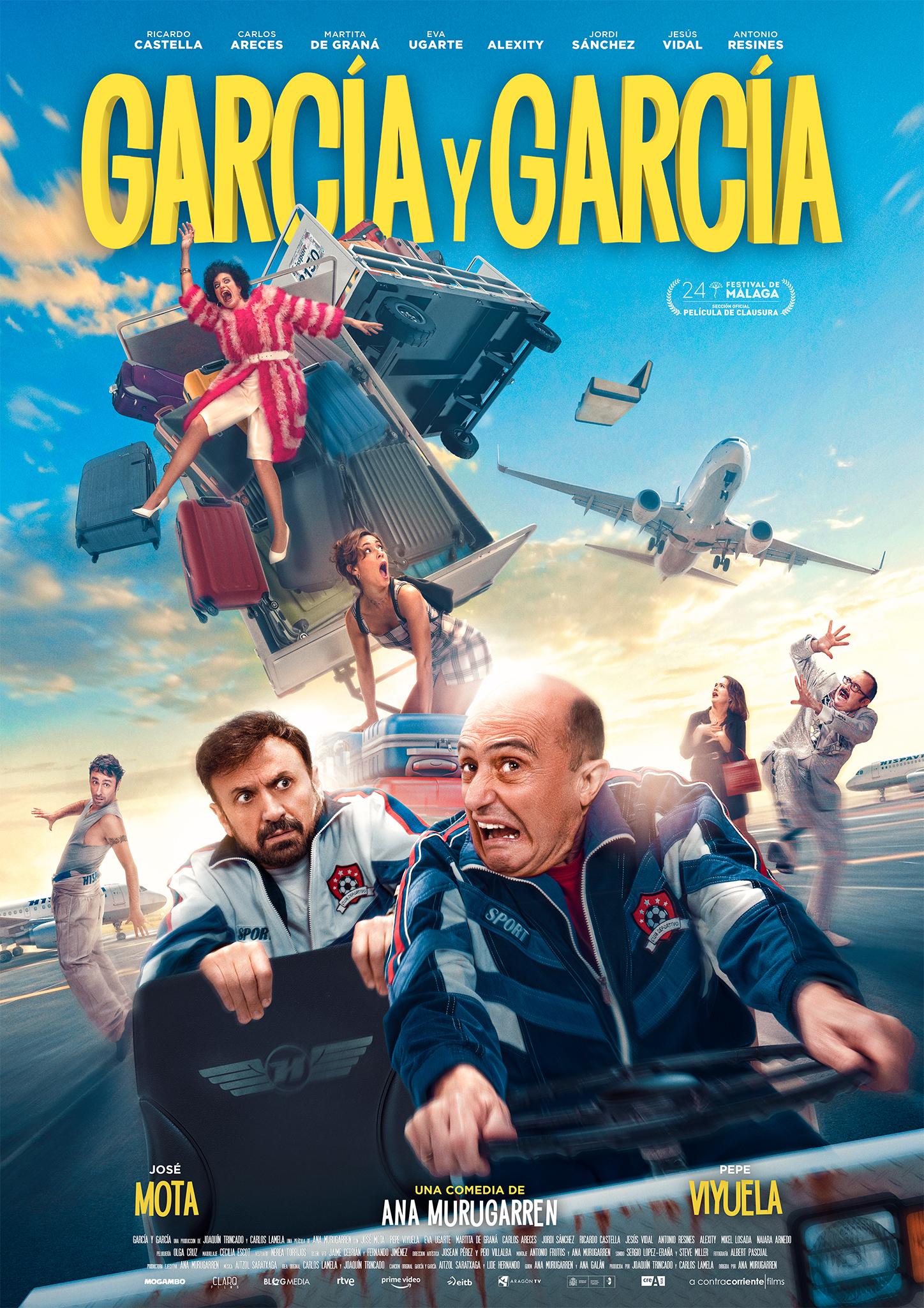García y García (2021) Full Movie [In Spanish] With Hindi Subtitles | CAMRip 720p [1XBET]