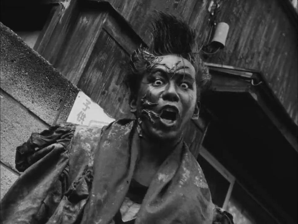 Shin'ya Tsukamoto in Tetsuo (1989)