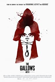 Chris Milligan in The Gallows Act II (2019)