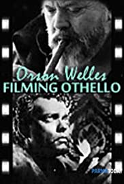 Filming 'Othello' Poster