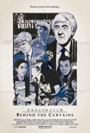 Ghostwatch: Behind the Curtains Poster