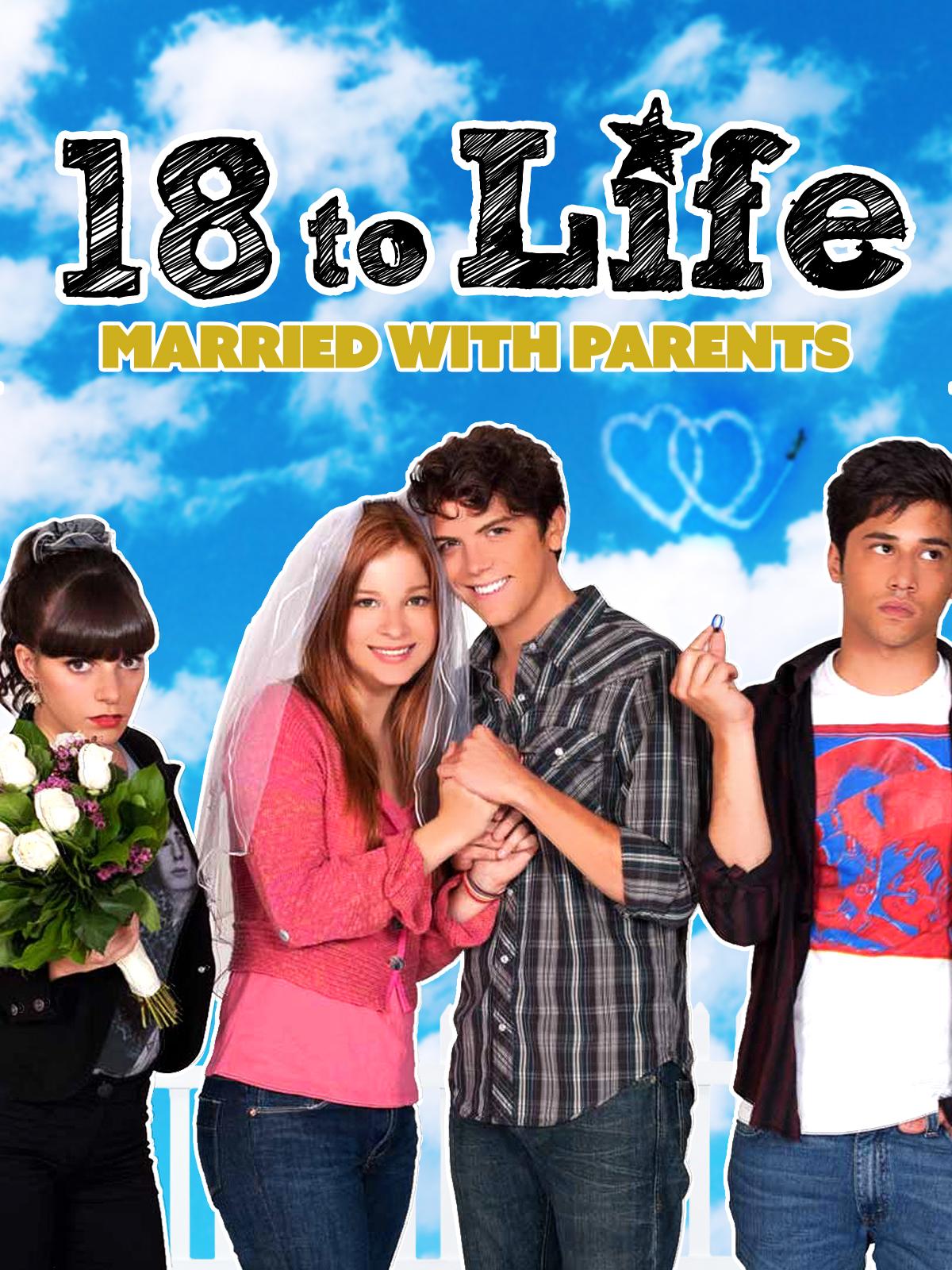 دانلود زیرنویس فارسی سریال 18 to Life