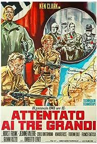 Attentato ai tre grandi Poster - Movie Forum, Cast, Reviews
