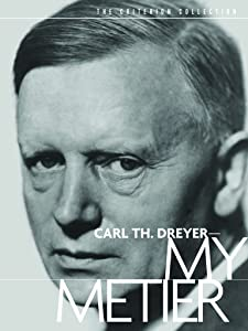 Watch free movie legal Carl Th. Dreyer: Min metier Denmark [[480x854]