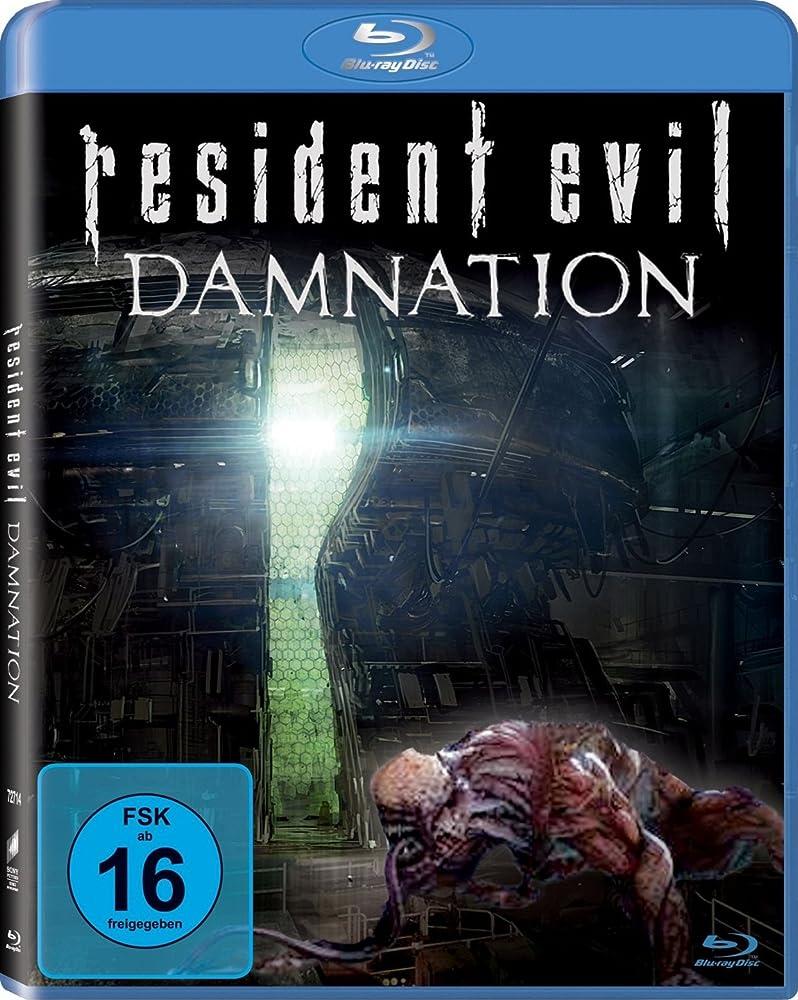 Resident Evil Damnation 2012