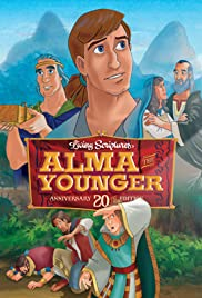 The Conversion Of Alma Younger Poster